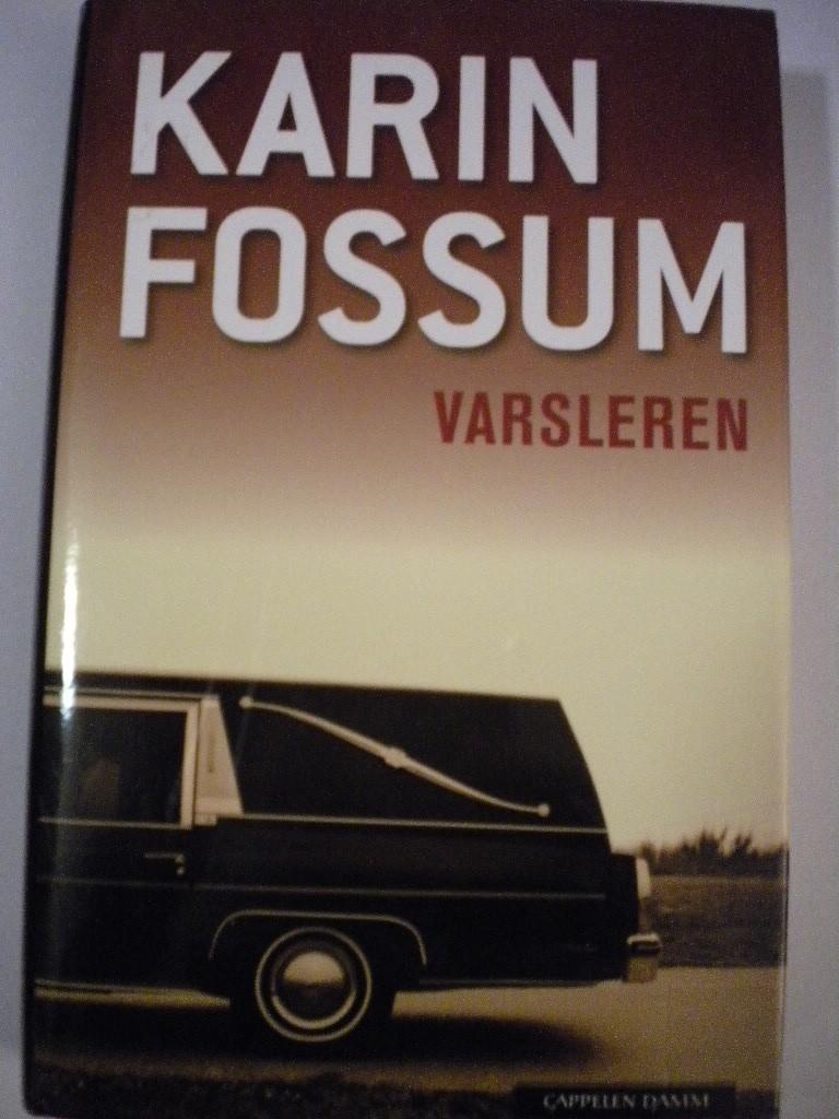 541d329d9 Varsleren (Karin Fossum)