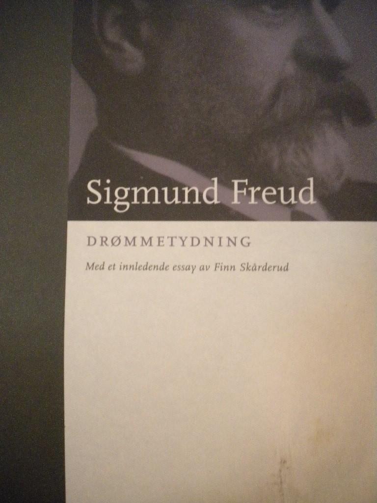 9c33b0d5c Drømmetydning (Sigmund Freud)